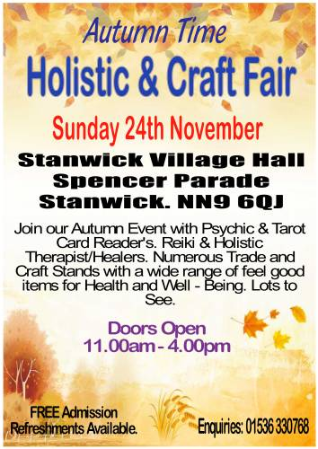 Holistic & Craft Fair